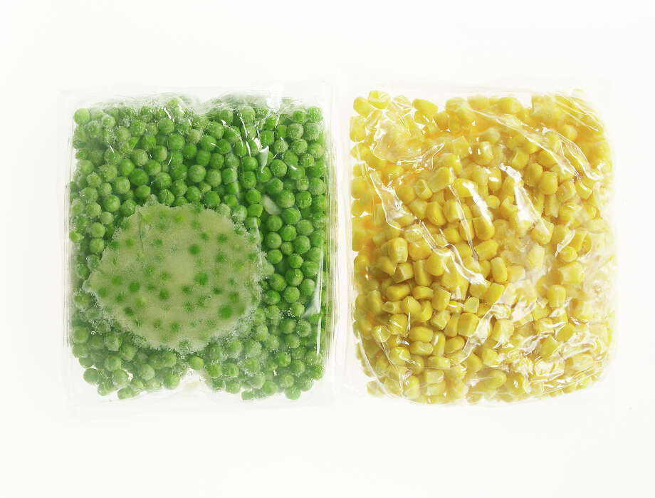 Peas and Corn: These vegetables are considered to be a 