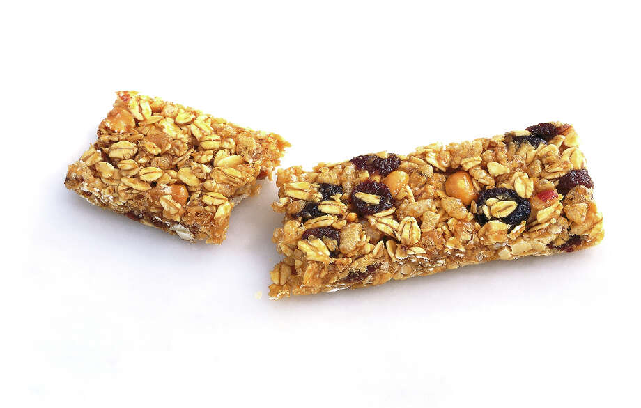 Energy bars: This grab-and-go snack should be limited to 200 calories per bar, unless you're using it as a meal substitute. Photo: Michael Rosenfeld, Getty / (c) Michael Rosenfeld