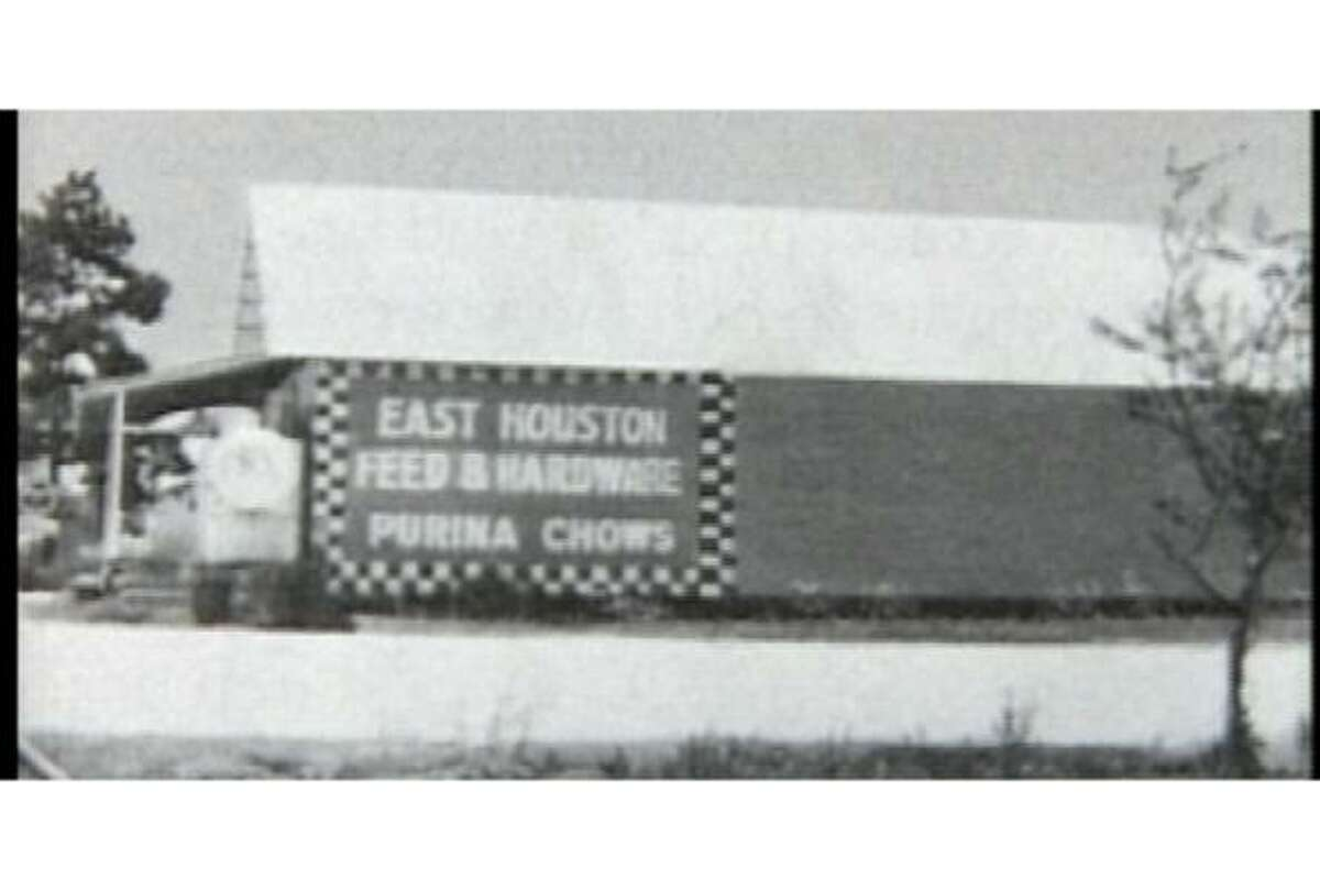 Lakewood moved into its first permanent home, this abandoned feed store, in 1959.