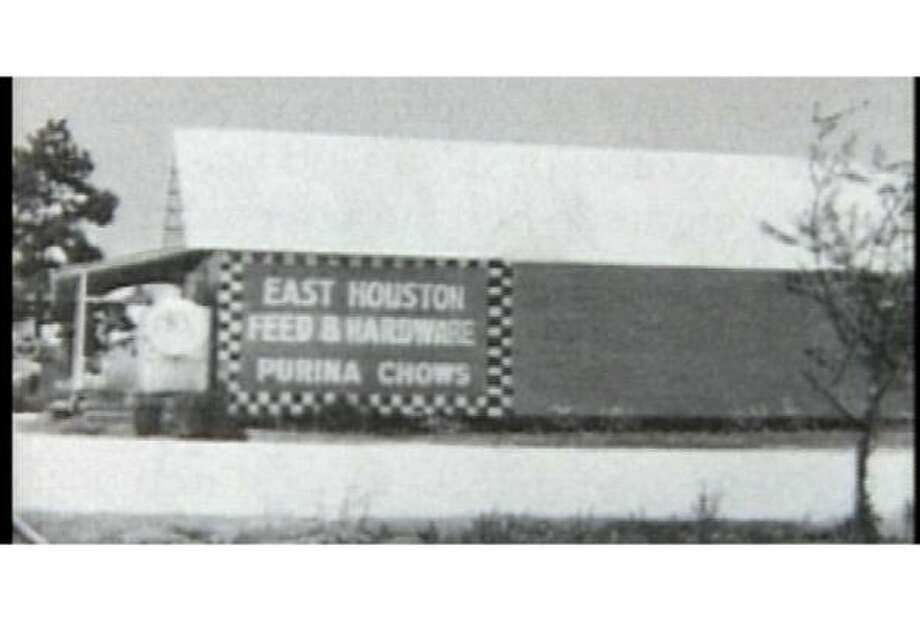 """Lakewood moved into its first permanent home, this abandoned feed store, in 1959. """"We gave up a beautiful church to start out with nothing,"""" said Dodie Osteen recently. """"I knew that my husband was led of God and whatever he thought was best for the people, he would do it."""" Photo: Provided By Lakewood Church"""