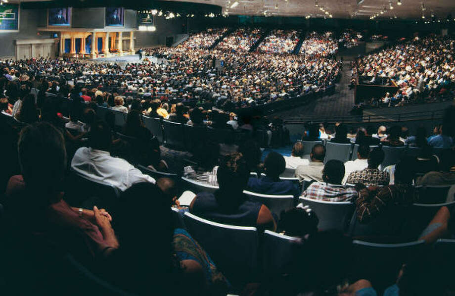 "After his father died, Joel Osteen became pastor of Lakewood Church. His mother Dodie Osteen recalls the experience: The first time I heard (son Joel preach) I heard a young man 35 or 36. At that time he was frightened and he had a lot of hair and he stood up there and you could tell he was shaking inside. I've seen him progress and now I think ""He is so mature."" Every sermon I think ""That's his best."" Photo: Provided By Lakewood Church"