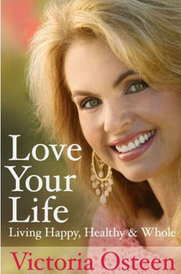 Love Your Life: Living Happy, Healthy and Whole(Free Press, $25) was published in October of 2008. Simon & Schuster ordered an initial printing of 780,000 copies. Victoria also recently released a series of children's books. Photo: Victoria Osteen