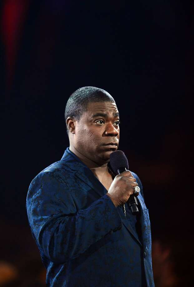 Comic Tracy Morgan is recovering at home. Photo: Ethan Miller, Getty Images