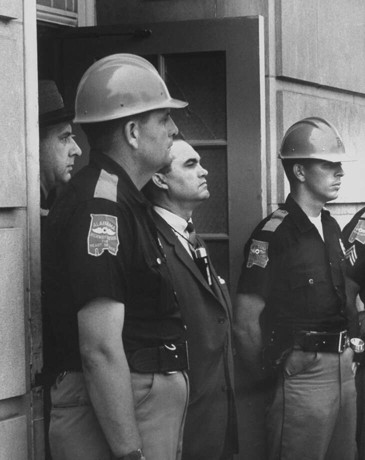 April 13, 1972:Arthur Bremercarried a firearm to an event intending to shoot Nixon, but was put off by strong security. A few weeks later, he instead shot and seriously injured Governor of Alabama George Wallace.From Wikipedia Photo: Shel Hershorn, File / Shel Hershorn