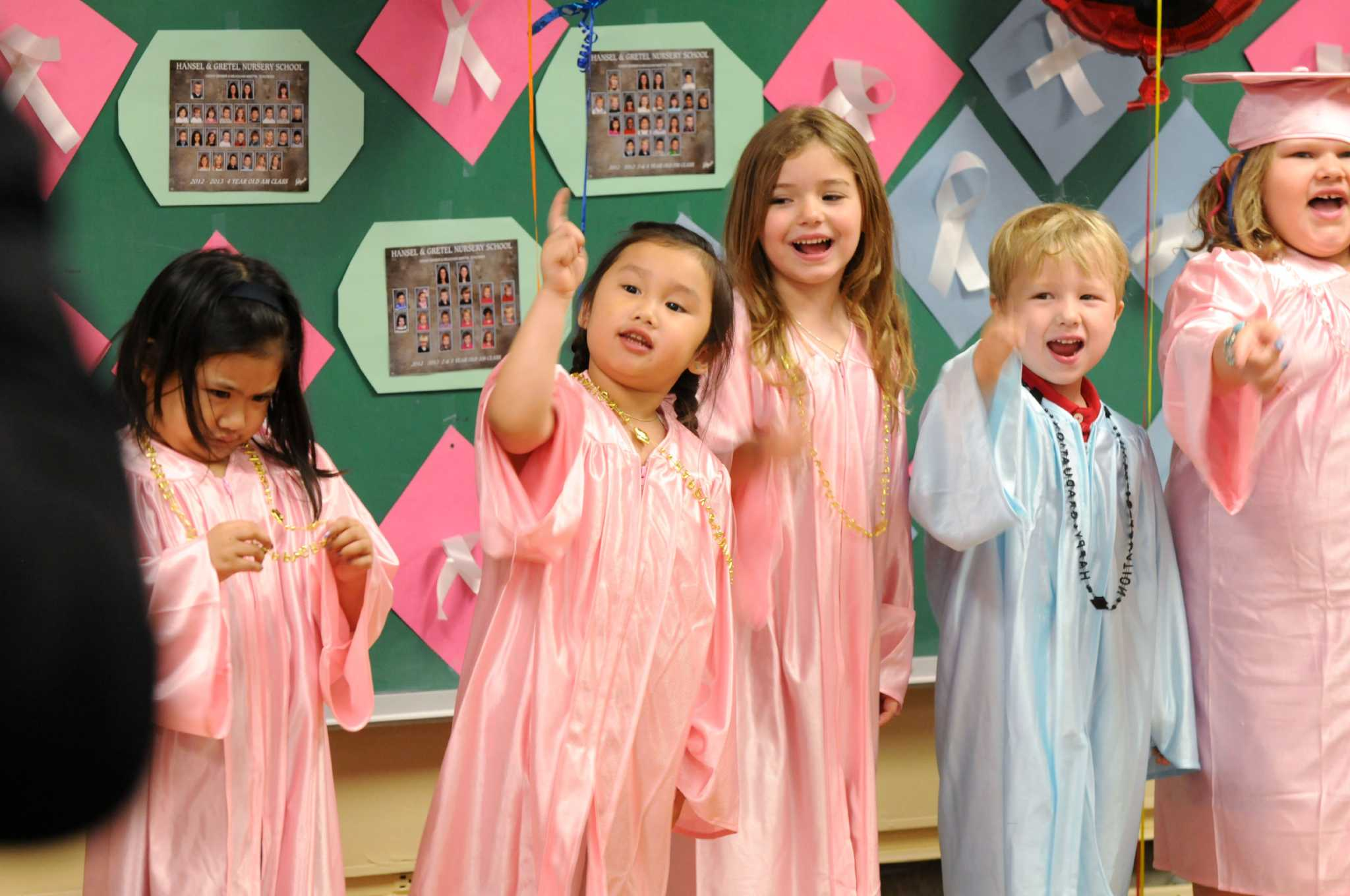 Cap And Gown For Kindergarten -