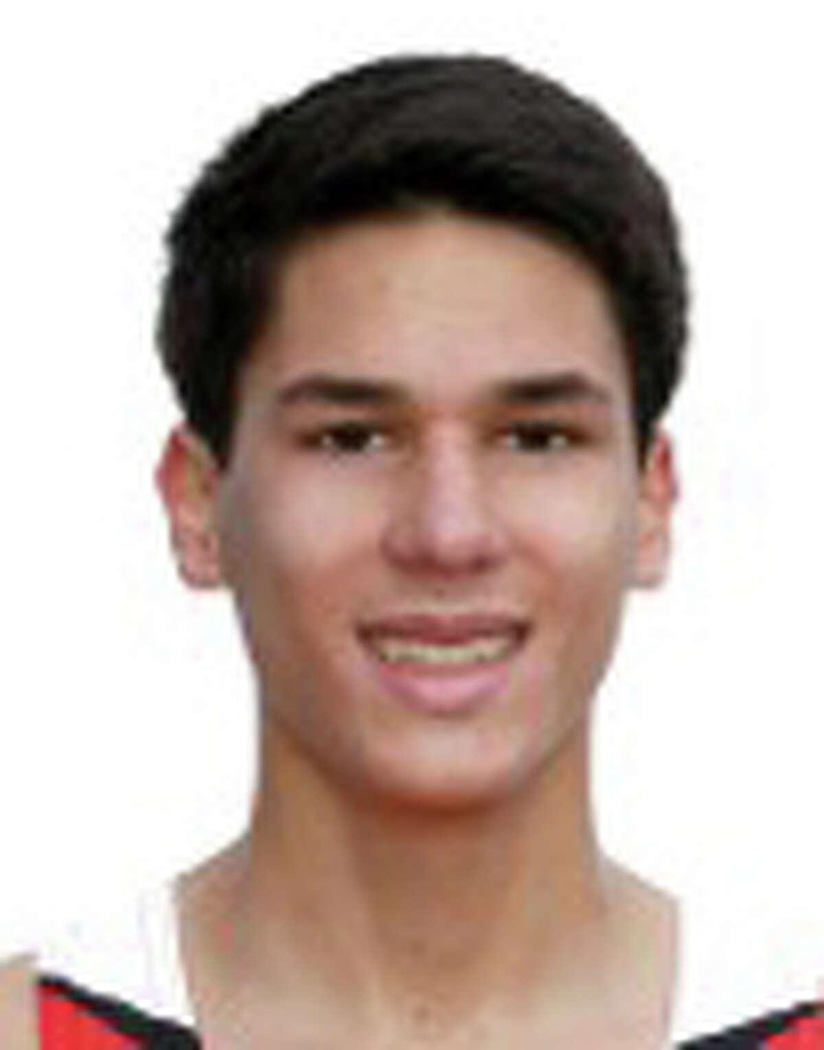Christian Alvarado, Fairfield Prep, cross country High school sports all star, Spring 2012.