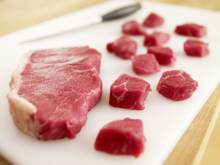 Bad: Red meat