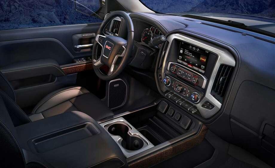 5. 2014 GMC Sierra 150020 MPG combinedMSRP: $26,075Source: Edmunds.com Photo: Car & Driver