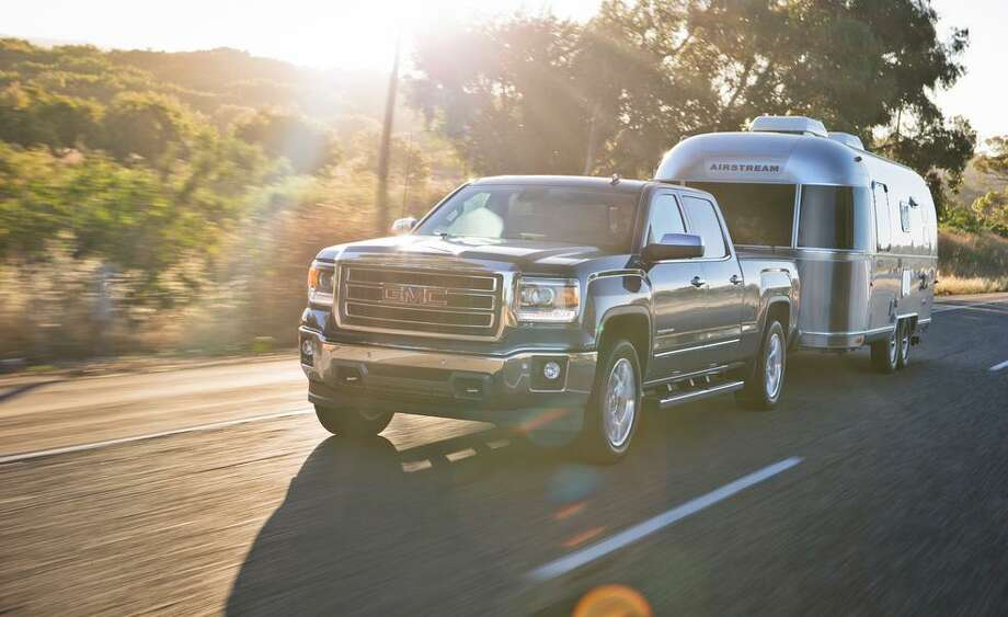 2014 GMC Sierra 1500 Photo: Car & Driver