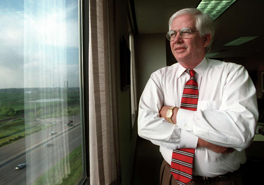 Harte-Hanks Chm, CEO and president (retired in June 2013) Photo: Delcia Lopez, EXPRESS-NEWS FILE PHOTO / SAN ANTONIO EXPRESS-NEWS