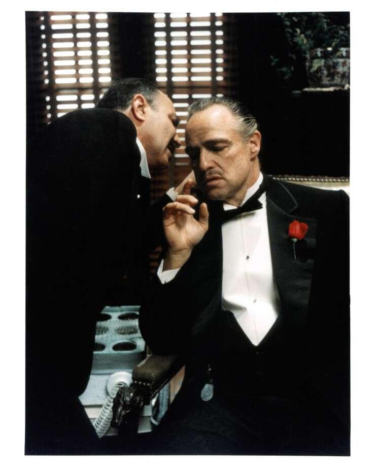 2)The GodfatherReleased:1972IMDb Rating: 9.2