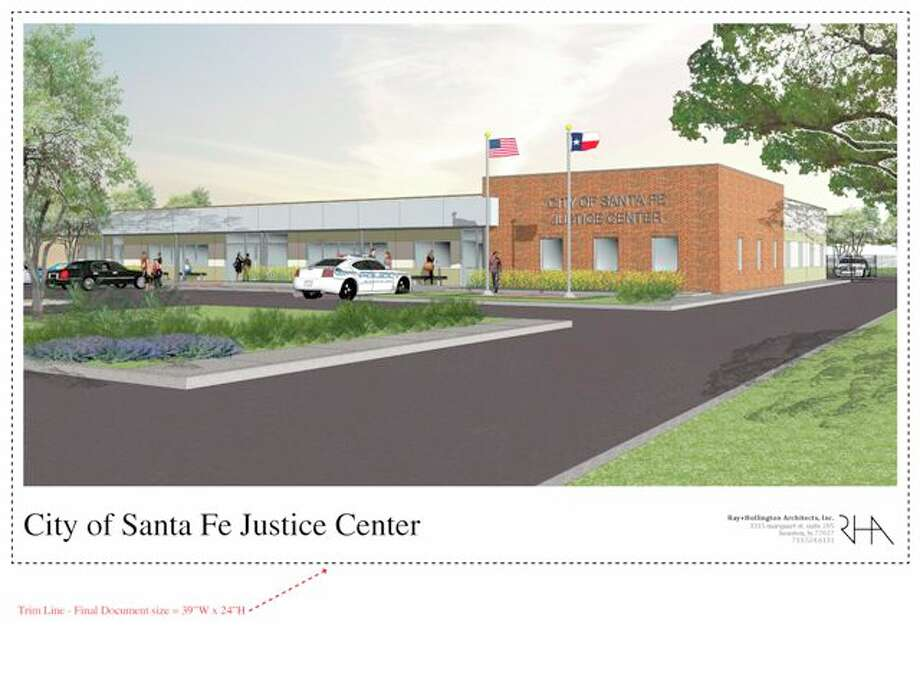 The 12,500-square-foot Santa Fe Justice Center, as it is being called, will double the size of the existing facility. The 12,500-square-foot Santa Fe Justice Center, as it is being called, will double the size of the existing facility.