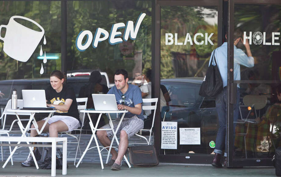 Black Hole Photo: Michael Paulsen, Houston Chronicle / Houston Chronicle