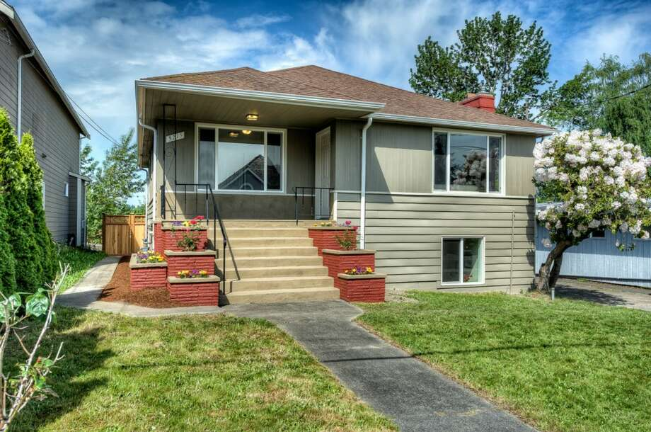 Delridge is on the east side of West Seattle, convenient to West Seattle Junction and the bridge. Here are three homes listed there between $449,000 and $499,000, starting with 5215 16th Ave. S.W. The 2,280-square-foot house, built in 1953, has five bedrooms and two bathrooms, including a basement apartment, and a big back deck on a 5,546-square-foot lot. It's listed for $449,000. Photo: Suveen Vuppala,  Professional Realty Services Of Washington