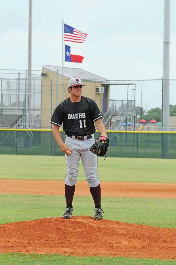 P: Blake Goins, senior, Pearland Photo: L. Scott Hainline / Freelance