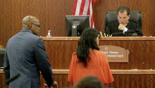 HPD spokesman Kese Smith has said Ana Trujillo opened the door for officers about 4 a.m. Sunday, June 9, 2013. Photo: James Nielsen, Houston Chronicle / © 2013  Houston Chronicle