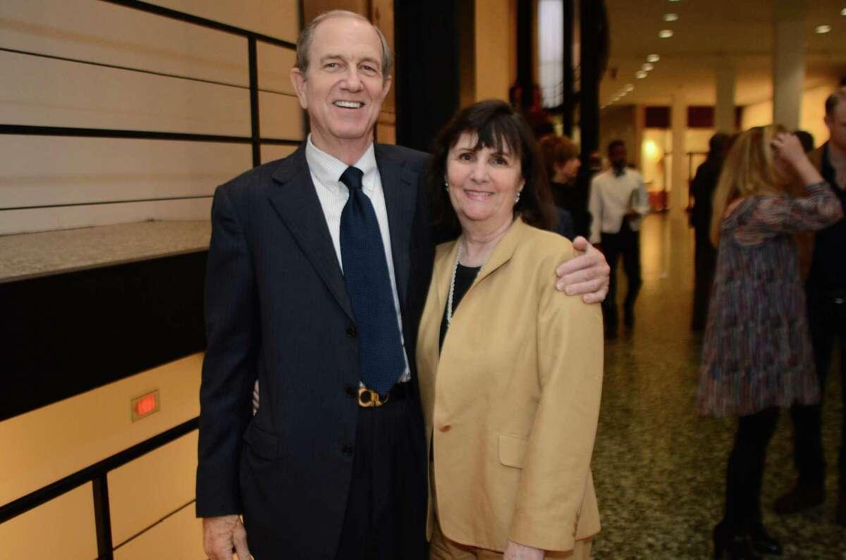 Brad and Leslie Bucher