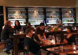 Skool restaurant during dinner time in San Francisco, Calif., on Thursday, November 18, 2010.
