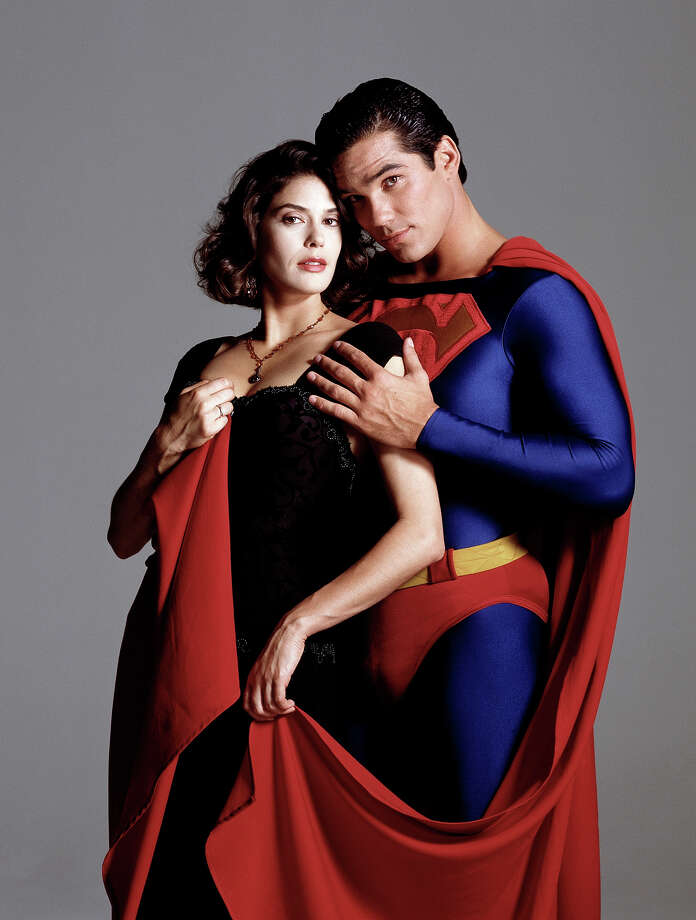 """Dean Cainstarred opposite Teri Hatcher in """"Lois & Clark"""" from 1993-1997. Photo: ABC Photo Archives, File / 1994 American Broadcasting Companies, Inc."""