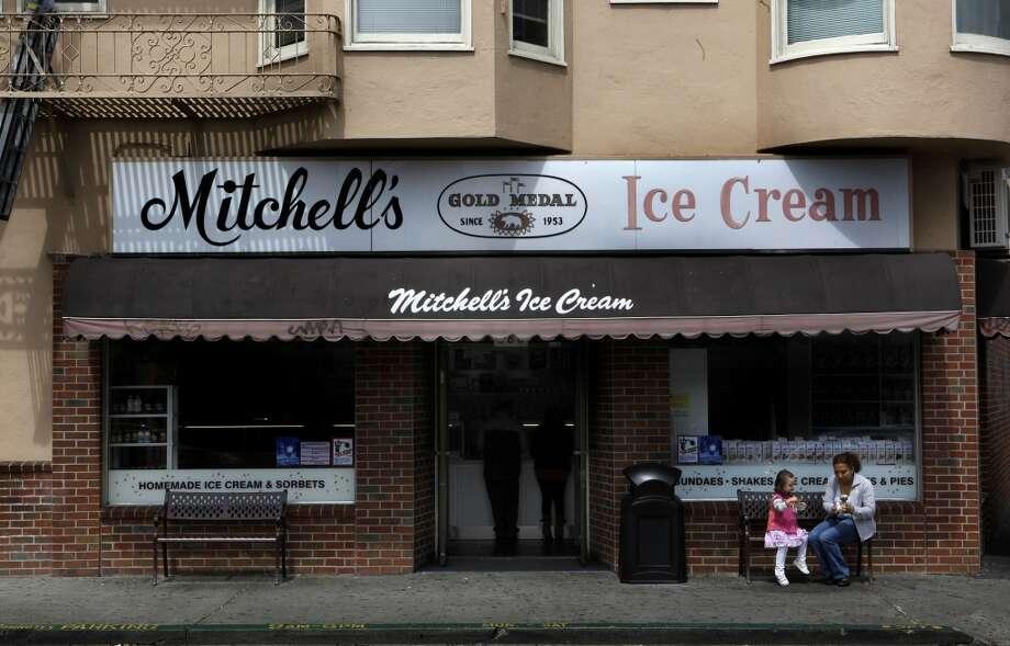 Mitchell's Ice Cream