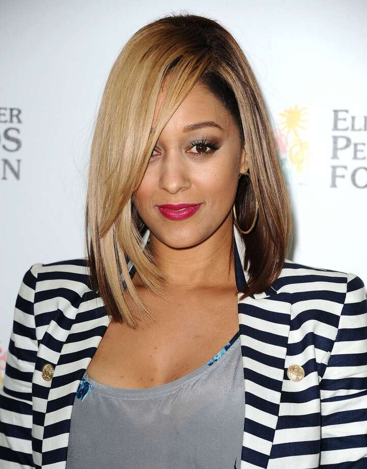 Actress Tia Mowry went vegan and she says she feels better and has more energy. She was also the poster child (star?) for PETA in the summer of 2013. Photo: Jason LaVeris, FilmMagic