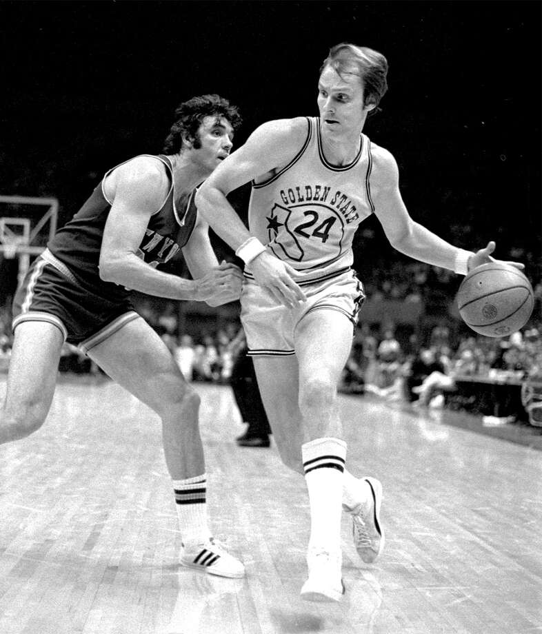 Rick Barry — Warriors legend Rick Barry scored over 25,000 points in his career. Photo: SAL VEDER, Associated Press / AP