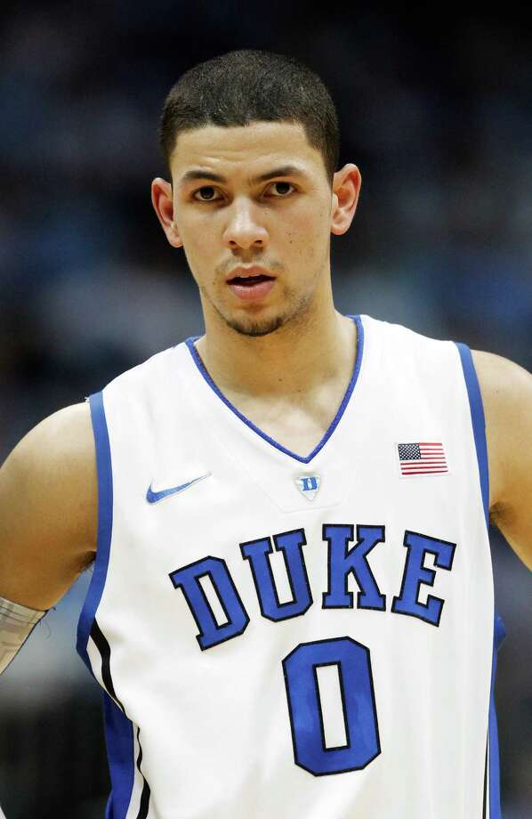 ... Considering son Austin Rivers plays for them. Photo: Streeter Lecka, Getty Images / 2012 Getty Images