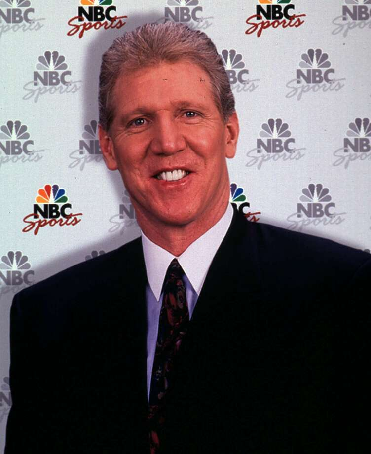 Bill Walton — The basketball Hall of Famer could fill an entire room with all the accolades he's won over the years. Photo: AP / NBC