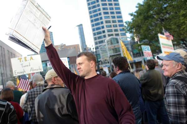 ''We have Tim Eyman.''   (He doesn't live in Seattle, but close enough)