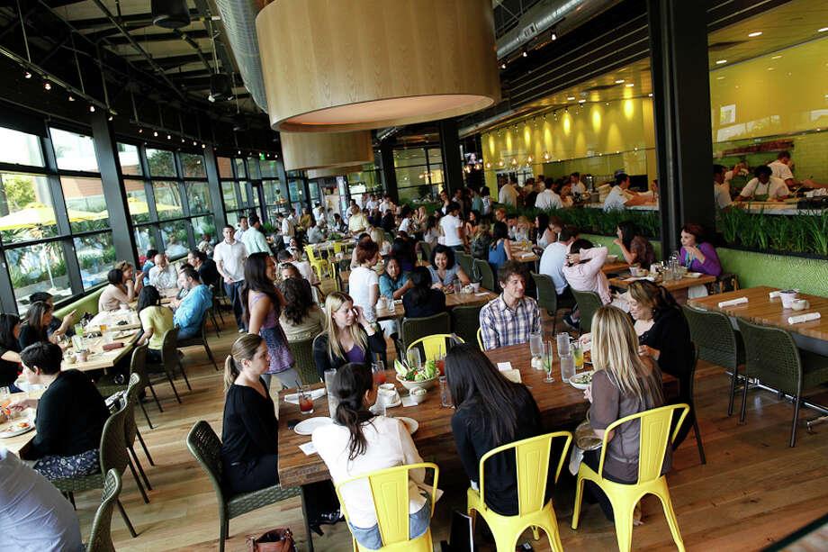 Feeding an appetite for distinctive restaurants - Houston Chronicle