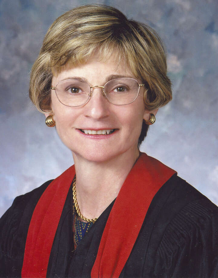 Judge Edith Jones of the 5th U.S. Circuit Court of Appeals refused Monday to recuse herself from convicted killer Elroy Chester's case. Photo: 5th U.S. Circuit Court Of Appeals