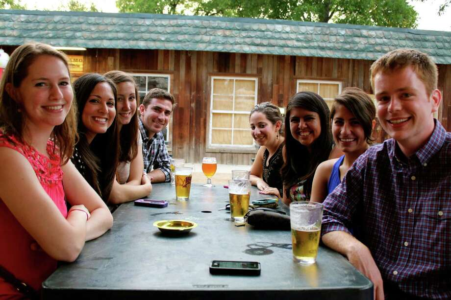 Staycation (San Antonio): You are practical (or too broke to go anywhere else)Beach parties don't impress you, and neither do over-the-top music festivals. Why spend loads of money to spend your Spring Break around complete strangers when your best buds are right here in the Alamo City? Plus, it doesn't cost much to head out to these local shows. Photo: Yvonne Zamora / For MySA.com