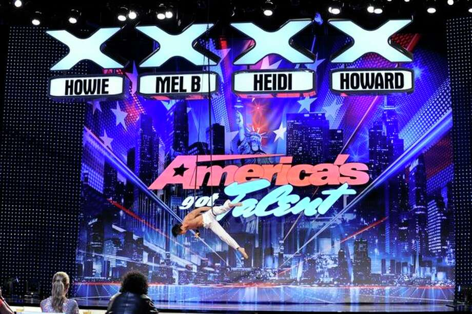 AMERICA'S GOT TALENT -- Episode 801 -- Pictured: Tristan Jih -- Moved on to Vegas Photo: NBC, Virginia Sherwood/NBC / 2013 NBCUniversal Media, LLC.