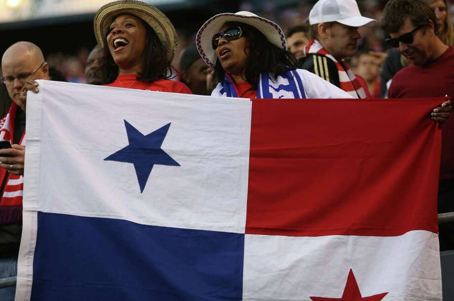 Panama fans cheer on their team during a World Cup qualifying match against the U.S. on Tuesday, June 11, 2013 at CenturyLink Field in Seattle. The U.S. defeated Panama 2-0. Photo: JOSHUA TRUJILLO, SEATTLEPI.COM / SEATTLEPI.COM
