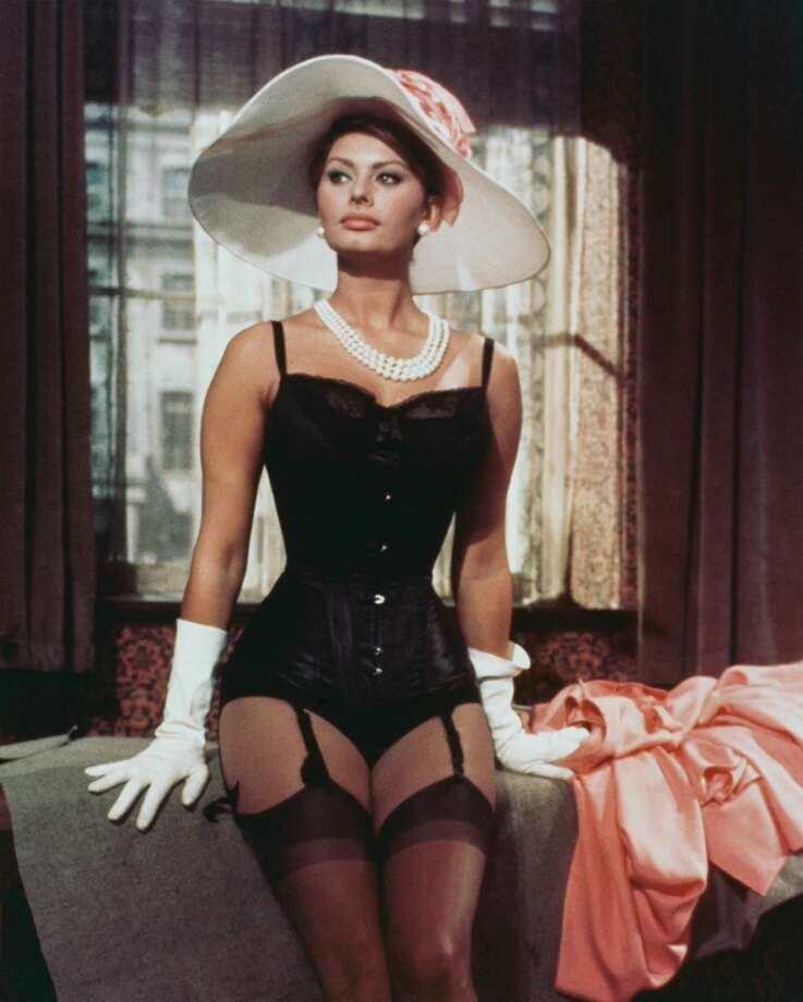Italian actress Sophia Loren as Epifania Parerga in 'The Millionairess' directed by Anthony Asquith, 1960.