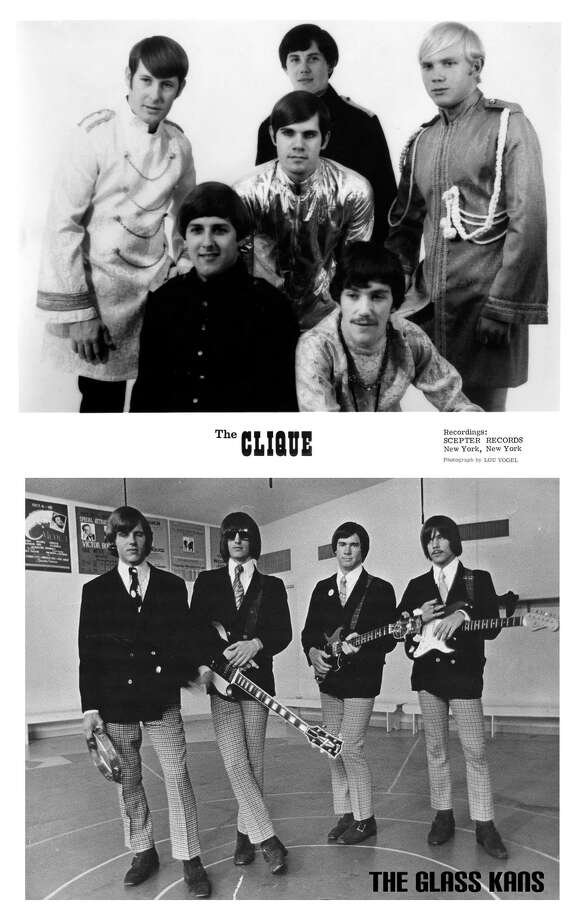 "Houston rock band the Clique scored a Top 40 hit with ""Superman"" in 1969. Photo: Courtesy Photo"