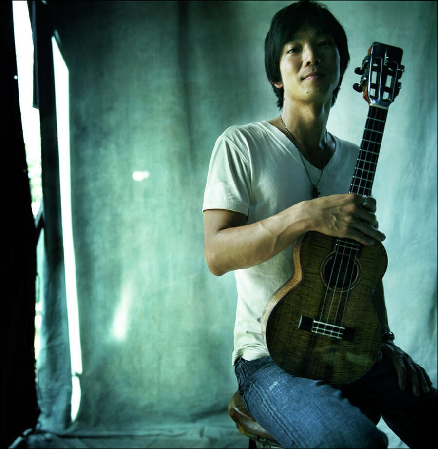 Jake Shimabukuro Photo: Danny Clinch
