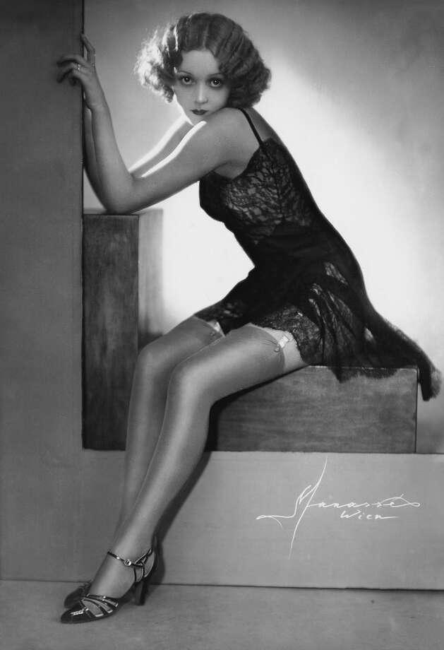 "Dancer Hilde Lassl. Photography by Manasse, around 1932. From: ""Wiener Magazin"" (Viennese Magazine), January 1933."