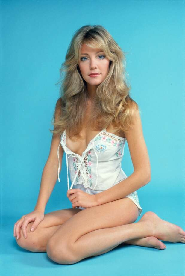 American actress Heather Locklear, circa 1985.