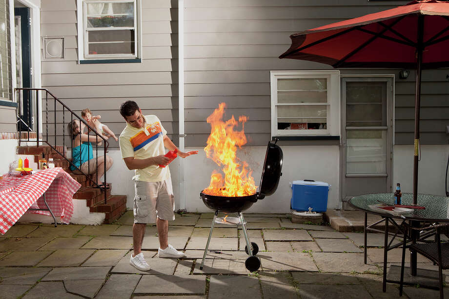 Father's day is coming up and chances are he doesn't want a tie. If your old man is into grilling, check out these ten grilling tools and accessories. Forget about those gimmicky barbecue tools everyone else is pitching, here are some items that you can actually use. / (c) Diane Collins and Jordan Hollender