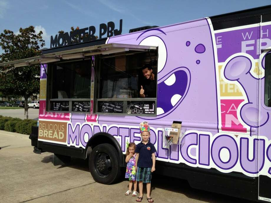 """Monster PB&J food truck Location & hours:Varies. Click here to see where """"Moby"""" is at today. Photo: File"""