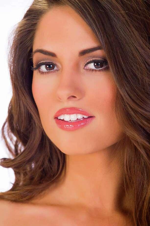 Miss OhioKristin SmithFun fact: She was in a Luke Bryan music video. Photo: Darren Decker, Miss Universe Organization / HO/Miss Universe Organization L.P., LLLP.