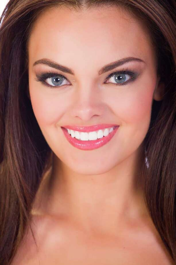 Miss Iowa Richelle OrrFun fact: She is on the Iowa State University Dance Team.  Photo: Darren Decker, Miss Universe Organization / HO/Miss Universe Organization L.P., LLLP.