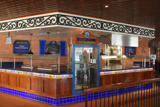 The Blue Iguana Cantina. (Carnival Cruise Lines)