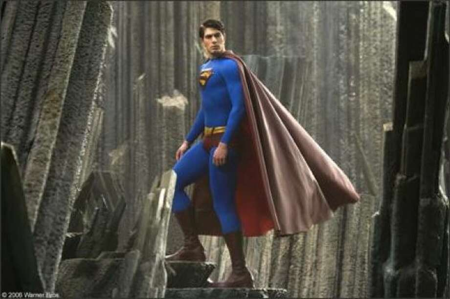 Brandon Routh played the Man of Steel in Superman Returns.