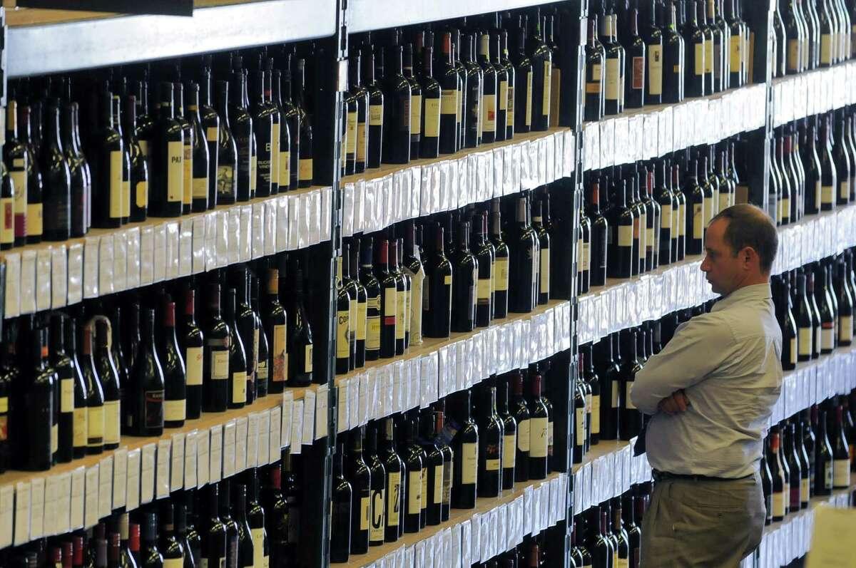 Foodstuffs: Best wine shop: Empire Wine , Albany