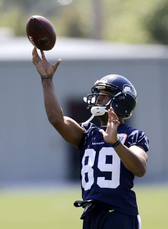 On how his rapport has developed with WR Doug Baldwin:  ''Well Doug's a tremendous football player, as well. You way him today in practice; he was killing it in practice today. He's just a very, very talented football player -- very fast, very quick, very smart football player.  ''He has the mind of a quarterback. He thinks all the time -- thinking about what's going on, what the coverages look like, and that helps. We have a guy in the slot over here, to the right you've got Doug Baldwin, and to the left you've got Percy Harvin. It's hard to match up. You have two quick guys who are great football players and can make a lot of plays. So it's tough (for opposing defenses) to cover.''