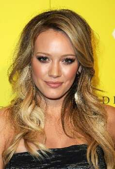 Actress/singer Hilary Duff Note: The Lizzy McGuire star reportedly contacted the FBI over the nude photo hacking scandal.