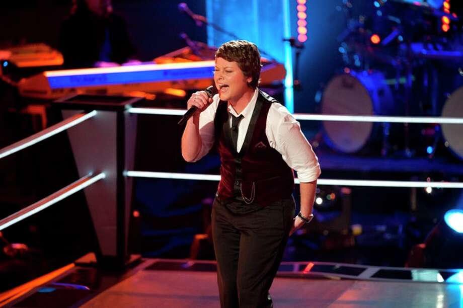 """The Voice"" finalist Sarah Golden. Photo: Photo By: Lewis Jacobs/NBC / © NBCUniversal, Inc."