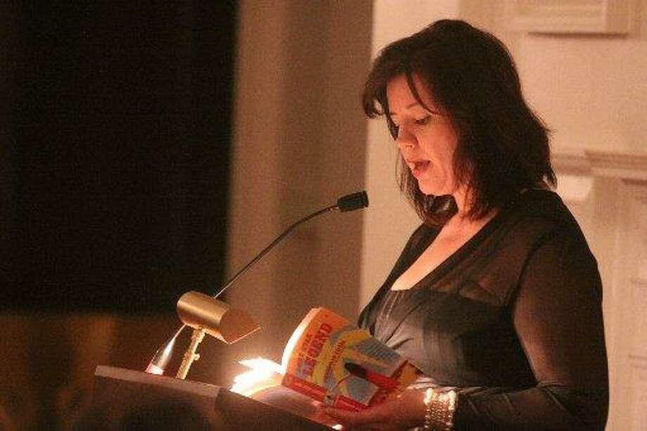 Local author Gwendolyn Zepeda.